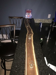 Shotski ready to party