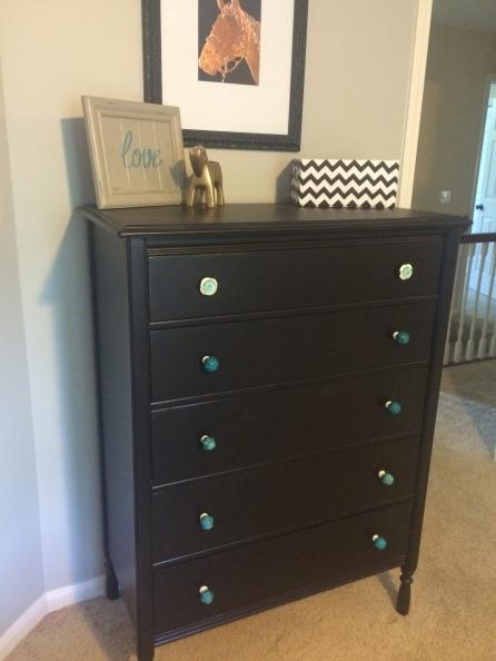 "Rae's ""new"" dresser"