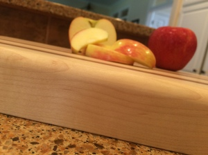 Beefy, thick cutting boards