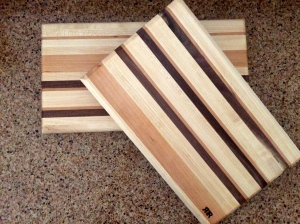 Two amazing new cutting boards